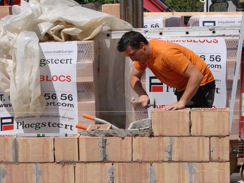 Construction de murs de séparation, de murs de terrasse etc. - Sébastien Clavie